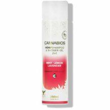 Shampooing CBD bio 250 ml