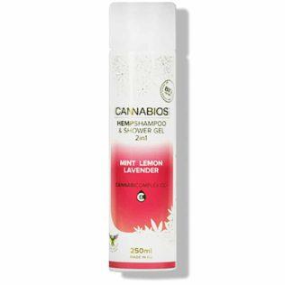 Shampoing cbd bio 250ml soins cheveux