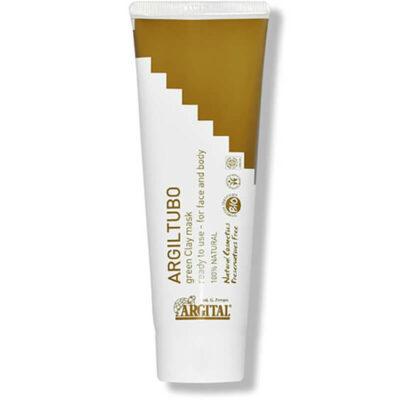 Masque argile verte biologique - visage, cheveux et corps - 250ml