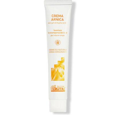 Arnica BIo Crème d'arnica naturelle d'argital contre les bleus et les raideurs musculaires -50 ml