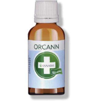 Annabis Orcann bain de bouche naturel pour gencives abîmées 30 ml