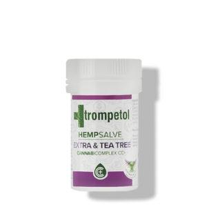 Trompetol baume au cbd bio pour peau très sec format 30ml