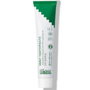 Dentifrice menthe bio pour dents sensible 75ml