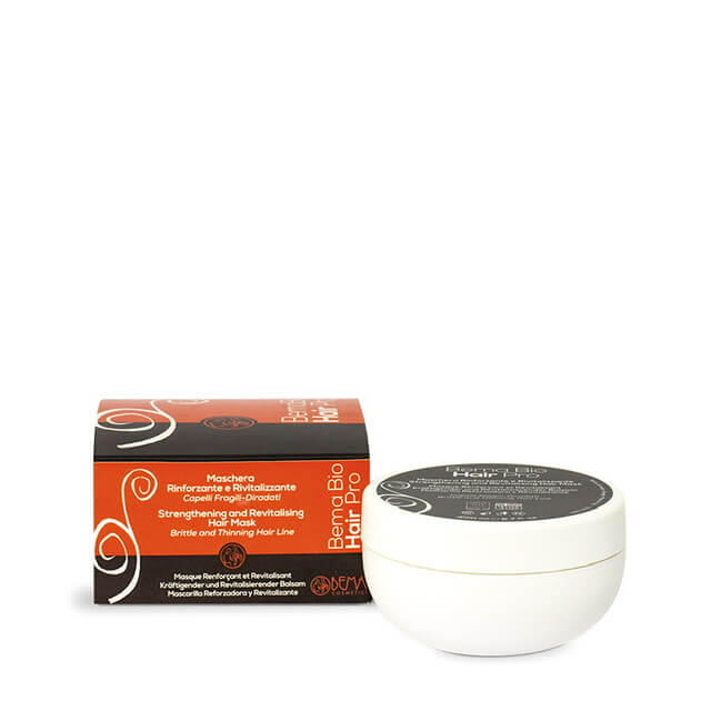 Masque bio cheveux secs et fins 200 ml