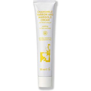 Camomilla verzachtende en herstellende crème voor gevoelige huid
