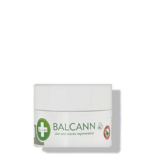 Balcann met eikenschors extract biologische regeneratieve hennepzalf-droog en ruwe huid-50ml