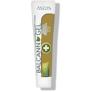 Annabis Balcann natuurlijke gel gebarsten huid hiel kloven, tegen huidirritaties 75ml