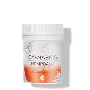 Cannabios natuurlijke CBD zalf voor droge en geïrriteerde huid-50ml