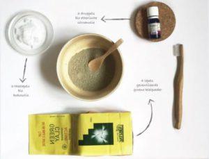 Bio tandpasta maken in 5 minuten