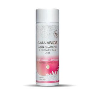 Cbd shampoo 100ml voor mannen en vrouwen tegen haaruitval