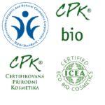 Gecertificeerde producten biobey cpk bio, bdih