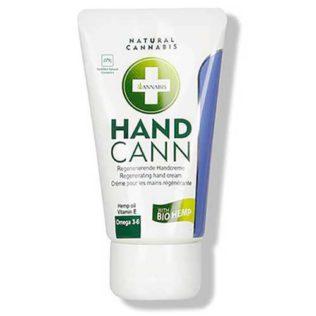 natuurlijke handcrème van annabis