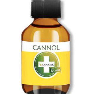 Cannol natuurlijke en multifunctionele hennepolie 100 ml