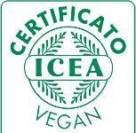 icea vegan certificaat naturlijke verzorgingsproducten van argital en biobey