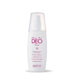 Natuurlijke deodorant spray