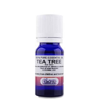 Biologische Tea tree olie 10ml - BDIH