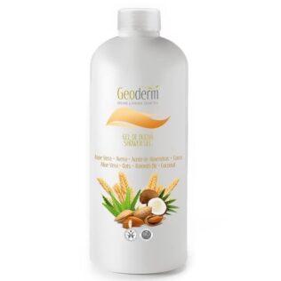 Natuurlijke douchegel voor gevoelige huid